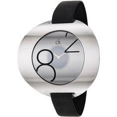 Calvin Klein Women's 'Ray' Stainless Steel Swiss Quartz Watch $164