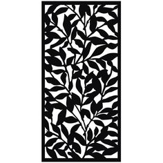 Find Matrix Decor Screen Tangle 1800x900mm – Charcoal at Homebase. Visit your local store for the widest range of garden products. Decorative Fence Panels, Privacy Screen Outdoor, Outdoor Fencing, Privacy Fences, 3d Warehouse, Decoration, Tangled, Pisa, Wall Art
