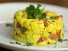 Tartar de abacate (Foto: Divulgao/ Andr Bittencourt)
