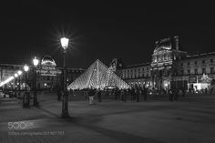 Popular on 500px : Paris#15  The Louvre by ewhchow