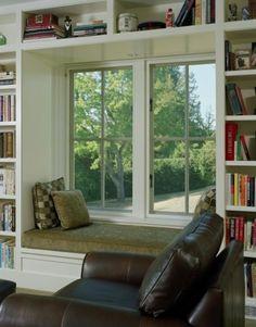 Elegant Residences ( Library nook)