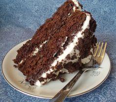 Yum! Chocolate cake....lmao (insider)