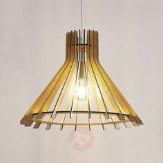 Blacks with wooden slate ceiling   Stue, Lamper, Lampe
