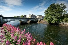 """See 524 photos from 7155 visitors about beautiful city, dancing, and cozy. """"I enjoyed a stay in Galway, Ireland, in week A cozy town with. James Joyce, Galway Ireland, River, City, Places, Outdoor, Beautiful, Ireland, Outdoors"""
