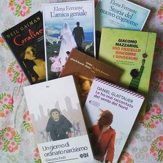 Buooonasera lettori!! Settembre è appena iniziato e noi prima di buttarci a capofitto nel nuovo mese  abbiamo fatto il resoconto delle letture del mese che si è appena concluso. Come sempre trovate il post sul blog (link in bio)  Qual è il miglior libro che avete letto ad Agosto?  #libri #leggere #letture #librisuilibri #amoleggere #lettura #libriovunque #italiainlettura #book #bookstagram #instalibri #instabook #booklover #bookworm #booknerd #bookporn #bibliophile #Feltrinelli #edizionieo…