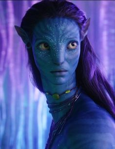 Neytiri: Only alien worthy of UFO sightings in my personal opinion :P