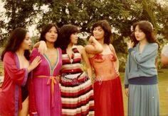 Rio Diaz, Amy Austria, Lorna Tolentino, Jean Saburit and ? Film Camera, The Republic, Evolution, Amy, Saree, Photo And Video, Formal Dresses, Austria, Beauty