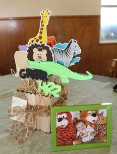 Brady's 1st Birthday Party | CatchMyParty.com