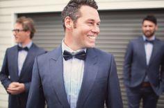 #bridal #groom #ceremony #reception #bow tie #tie #fashion #male #wedding…