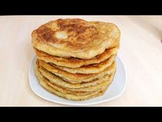 YouTube Food Wishes, Romanian Food, Pastry And Bakery, No Cook Desserts, I Foods, Food Videos, Pancakes, Deserts, Food And Drink