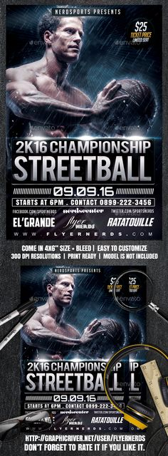 Extreme Mountain Bike Championships Sports Flyer Flyer template - ufc flyer template