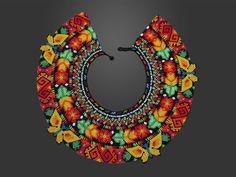 Diseño exclusivo de la asociación jaipono #ConelCorazón #Artesanía #Handicrafts #HechoaMano #Colombia #SomosColombia #AmorporloNuestro #Artesaniasdecolombia #Embera #emberachami #asociaciónJaipono #mostacilla #okama #jaipono #2018 #pensamientos #ancestrales