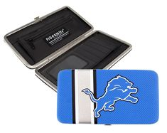 Detroit Lions Shell Mesh Wallet