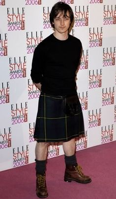 James McAvoy.  A little Scottish cutie to have fun with.