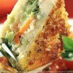 Receta de cocina: Pastel de Brócoli (sin carbohidratos)
