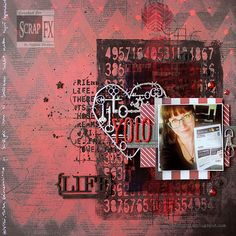Yolo by Riikka Kovasin for Scrap Fx