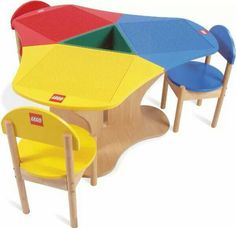 $225 Imaginarium LEGO Activity Table and Chair Set | Gifts for ...