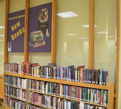 New Books Display At WIU Libraries. Part 84