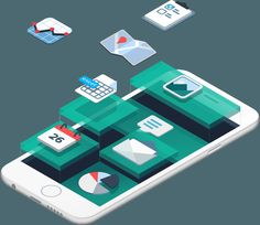 Build smart business apps around any data. No coding required.