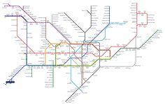 All tube stations renamed.