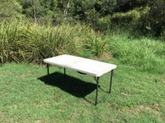 The 14 best folding tables for camping are available on this list and a good folding table is really a must-have item in your camping equipment.  Check out my video below where I give you a look at my favorite table and remember, that you can't sit and enjoy your dinner at a table that you didn't bring along.