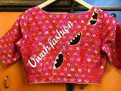 New Saree Blouse Designs, Blouse Designs High Neck, Simple Blouse Designs, Stylish Blouse Design, Blouse Neck Designs, Velvet Dress Designs, Sleeves Designs For Dresses, Designer Blouse Patterns, Blouse Desings