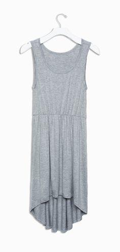 Comfy tank dress