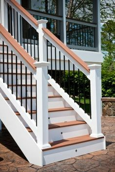 1000 Images About Wolf Pvc Railing On Pinterest