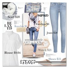 """""""::hip street chic under $140::"""" by sinesnsingularities on Polyvore featuring H&M, Breckelle's, BP., Forever 21, Charlotte Russe, GetTheLook, StreetStyle, outfitideas, contestentry and weekendstyle"""