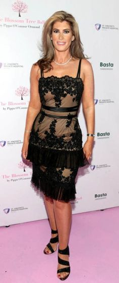 Louise Loughman. Pic: Brian McEvoy Blossom Trees, Celebrity Gossip, Irish, Female, Celebrities, Lady, Beauty, Dresses, Fashion