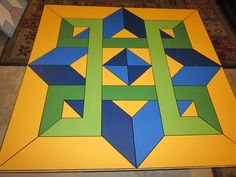 Celtic Knot Barn Quilt custombarnquilts@gmail.com Visit & Like our Facebook page! https://www.facebook.com/pages/Rustic-Farmhouse-Decor/636679889706127