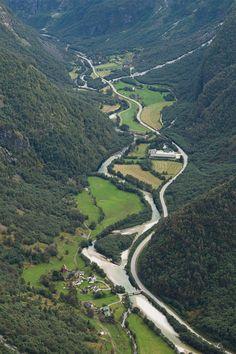 wonderous-mundo: Stalheim, Noruega por Margit