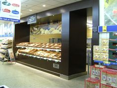 Supermarket Design | Bakery Areas | Retail Design | Shop Interiors | DIASTASI S.A.