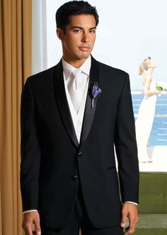 Josh is going to look so damn handsome in his tux!