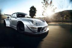 "Porsche 993 RauhWelt Bagriff ""Royal Montego Bay"". #everyday993 #Porsche"