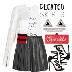 Pleated outfit ideas for 2017 (31)