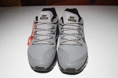 Men's Nike Air Max 2018 Elite KPU TPU Shoes WhiteBlack | Divat