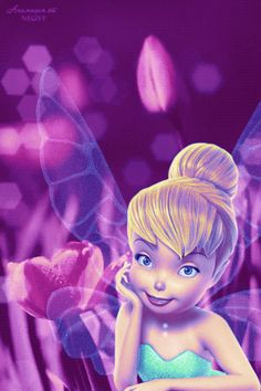 TINKER BELL IPHONE WALLPAPER BACKGROUND