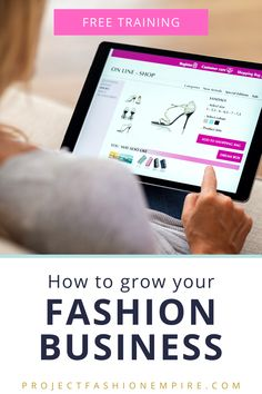 Learn how to grow profitable fashion brand, for anyone who is interested in fashion business and fashion marketing and fashion entrepreneurs, fashion designers, online fashion retailers, fashion business owners.   #sewing #fashionillustration #fashionsketches #fashiondesign Fashion Design Sketches, Fashion Designers, Business Marketing, Business Tips, Make Your Own Clothes, Fashion Marketing, Sandals For Sale, Sewing For Beginners, School Fashion