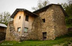 Architecture Renovation, Architecture Design, Eco Construction, Style At Home, Stone Houses, Modern Rustic, Custom Homes, Interior And Exterior, My House