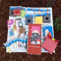 Materialpaket  der Firma #Prym #Swafing #Farbenmix #Handmadekulturmagazin  http://li-le-kunterbunt.blogspot.de/