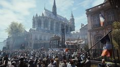 Despite having the worst gameplay in the franchise can we give AC Unity some love for having one of the prettiest and most lifelike cities in video game history?