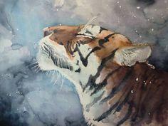 Tiger by LunarSpirit92