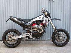 XRV750 Supermotard (AFRICA TWIN)