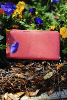 RESTOCK:Hope's Favorite Wallet: Coral | Hope's #shophopes