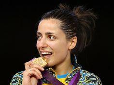 Яна Шемякина - самая успешная  спортсменка Украины