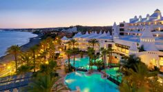 Hotel H10 Estepona Palace, Costa del Sol, Spain @H10 Hotels  #hotel #golf #holidays | GolfBookingNow.com