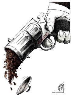 Wikileaks / COLOR #86783  By Angel Boligan, El Universal, Mexico City, www.caglecartoons.com  -  12/10/2010 12:00:00 AM