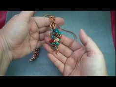 ▶ Freeform Wirework Pendant Tutorial - Overview - YouTube
