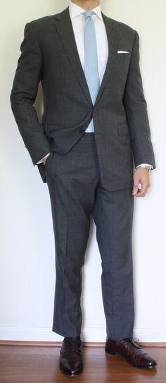 Sport coats collar dress and brooks brothers on pinterest for Tony collar dress shirt